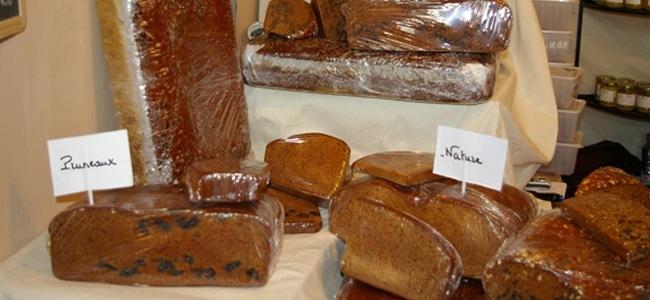 pain d'épices à la coupe
